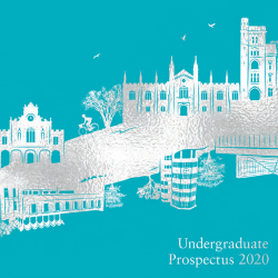 2020 entry prospectus cover
