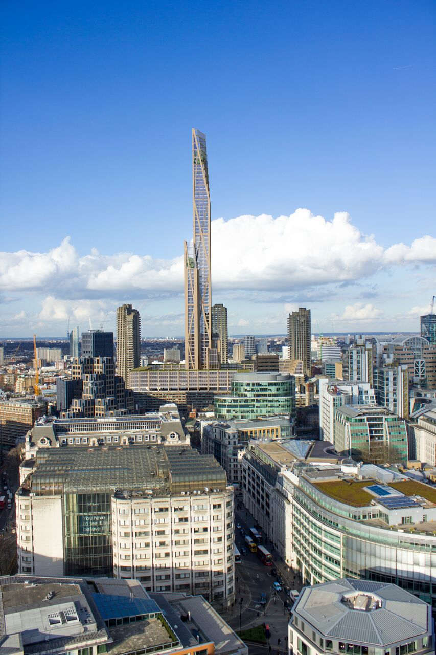 Timber skyscrapers could transform London's skyline ...